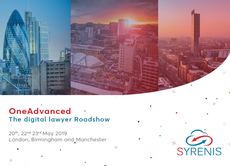 OneAdvanced Roadshow