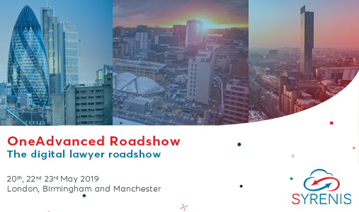 Chief Architect, Nicky Watson, speaking at the Advanced Roadshow 2019