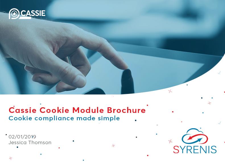 Cassie Cookie Module