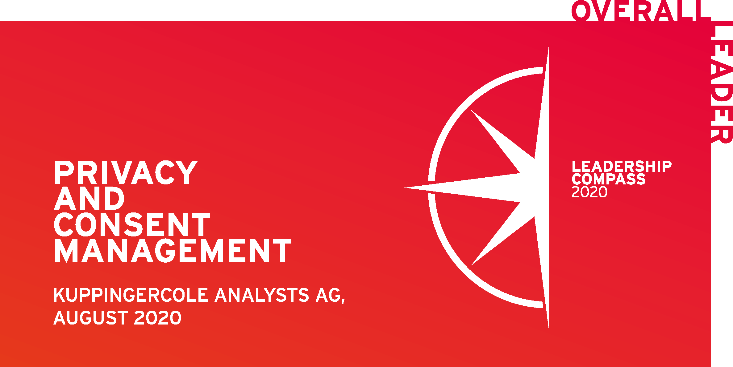 Syrenis Ltd has been recognised as a product, innovation and overall leader as part of KuppingerCole Analysts 2020 Report for Privacy and Consent Management