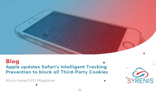 Apple updates Safari's Intelligent Tracking Prevention to block all Third-Party Cookies