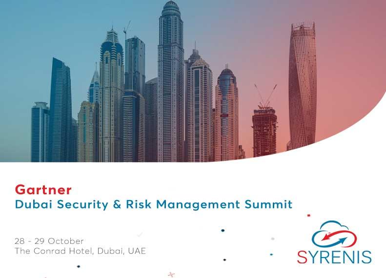 Gartner Security & Risk Summit Dubai