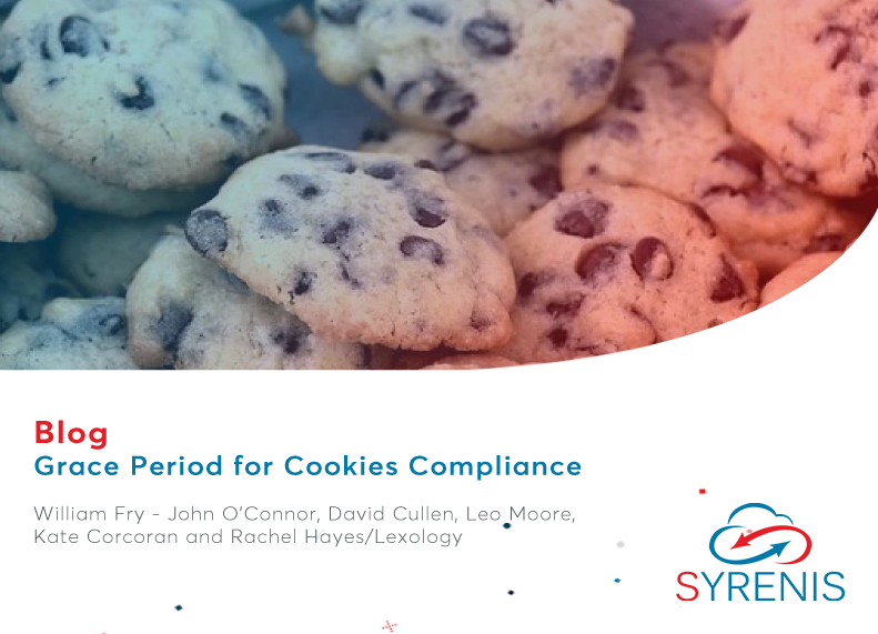 Grace Period for Cookies Compliance