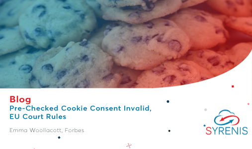Pre-Checked Cookie Consent Invalid, EU Court Rules