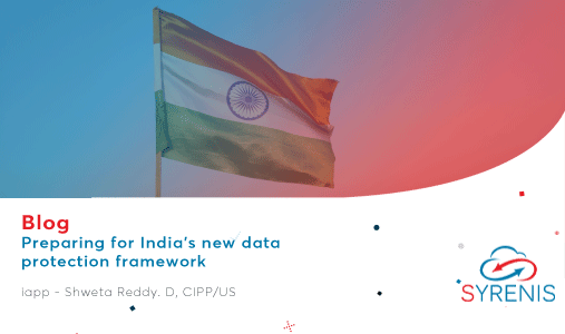 Preparing For Indias New Data Protection Framework