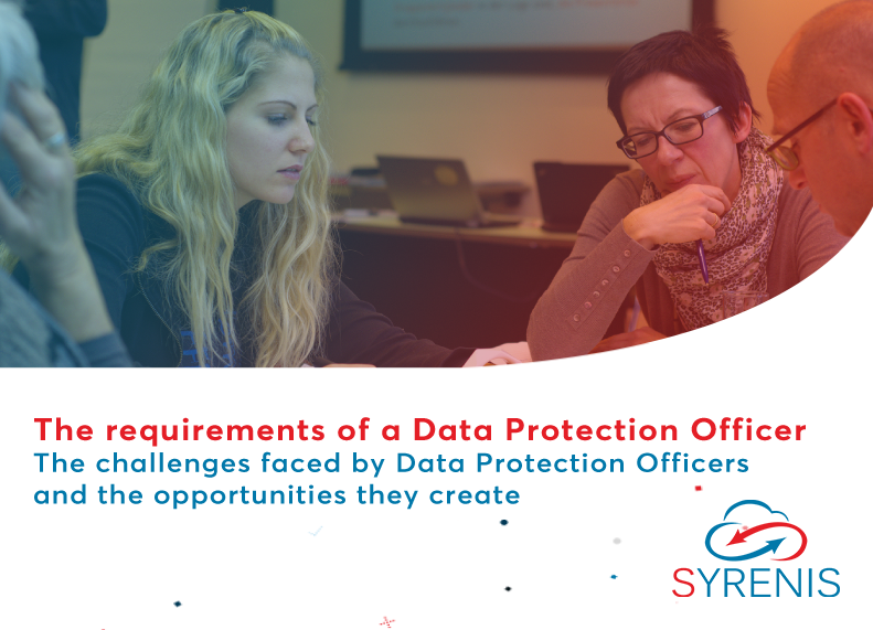 The requirements of a Data Protection Officer