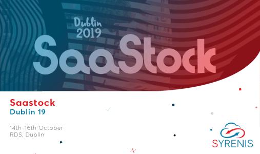 SaaStock Dublin 2019