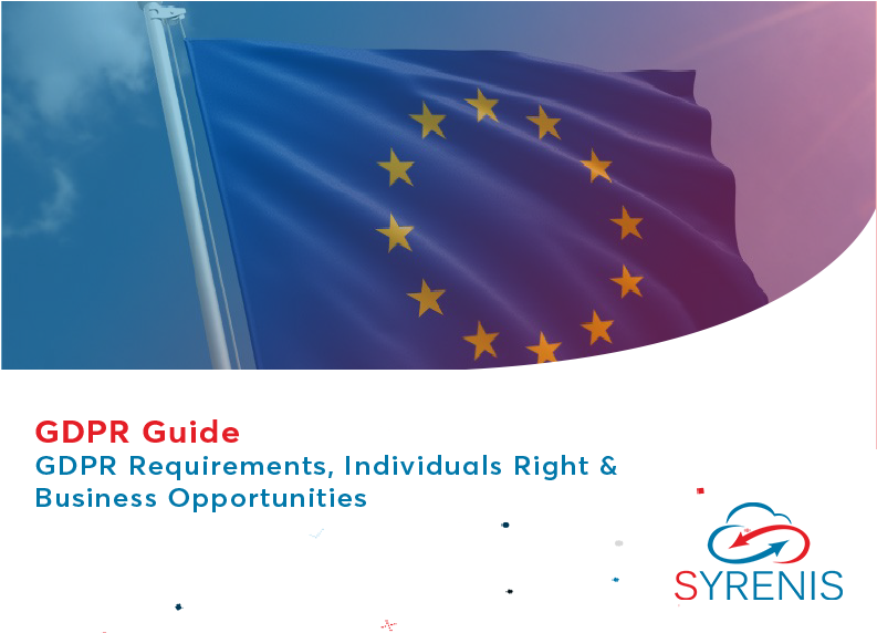 Syrenis Guide to GDPR 2019