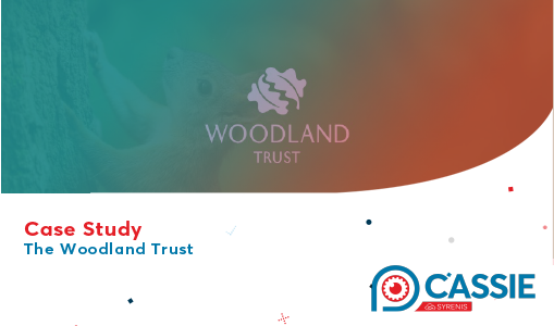 The Woodland Trust Case Study